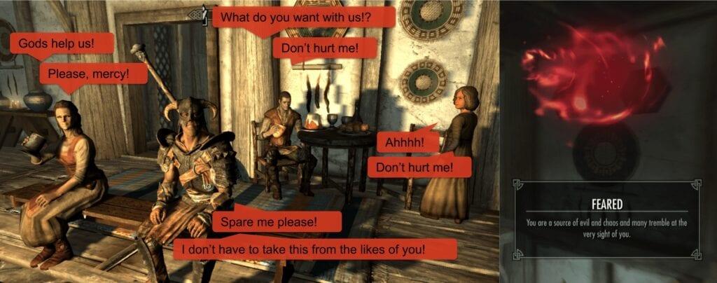 The Elder Scrolls V: Skyrim Receives Reputation Mod