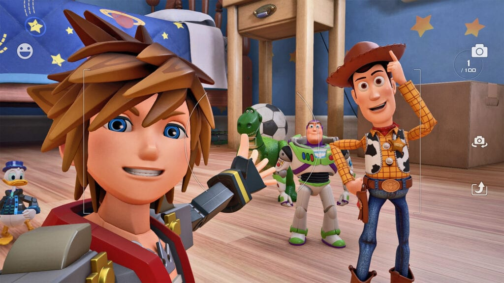 """Kingdom Hearts III Players Can Catch Up With These Official """"Memory"""" Videos (VIDEO)"""