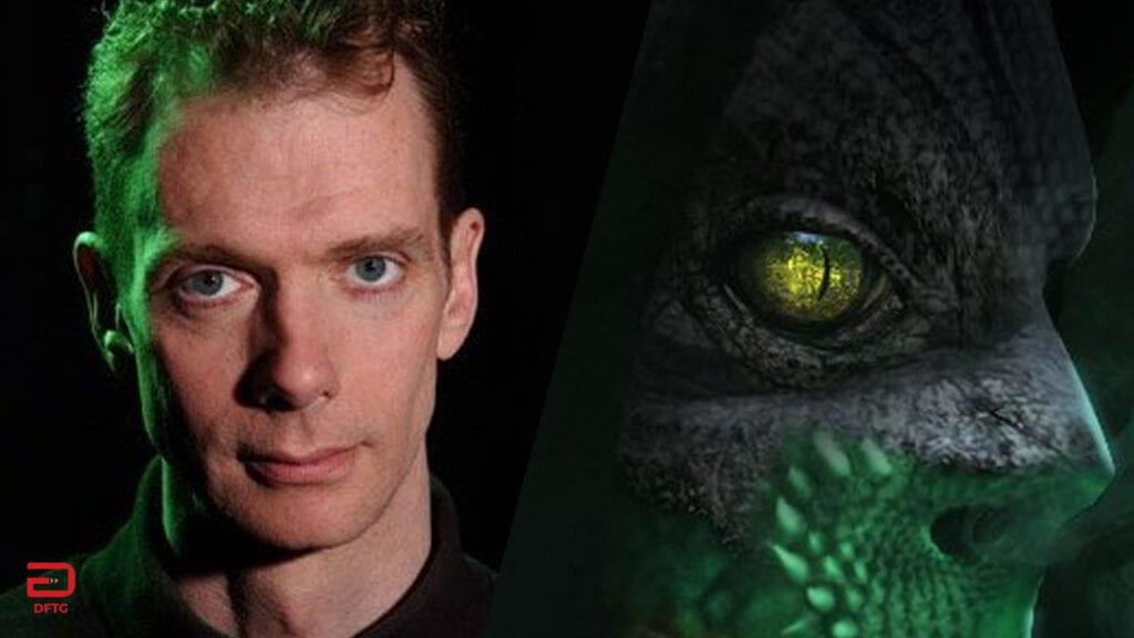 Mortal Kombat 11 Fan Art Transforms Doug Jones Into Reptile