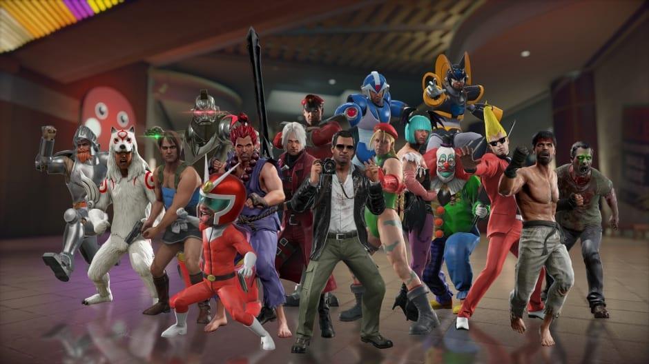Capcom ranked