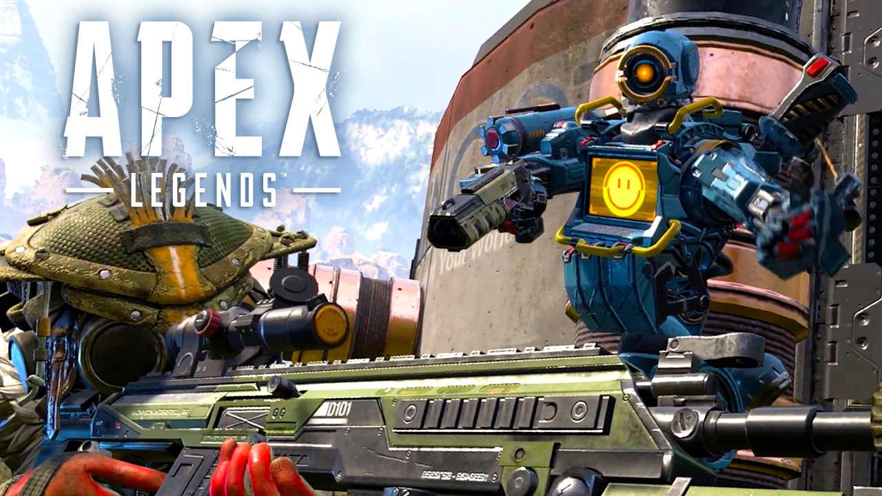 APEX Legends Player count