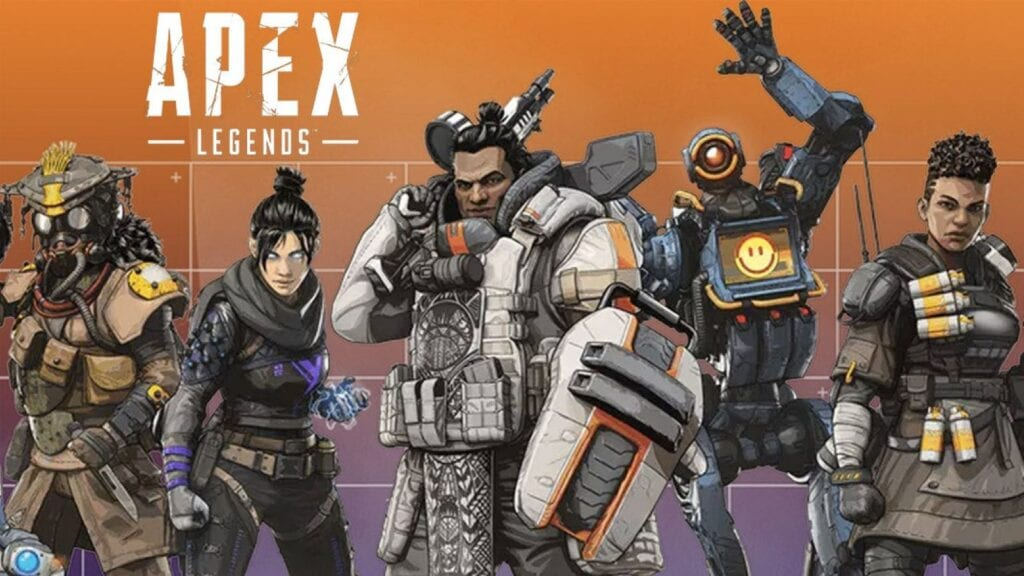 New Apex Legends Character 'Octane' Leaked