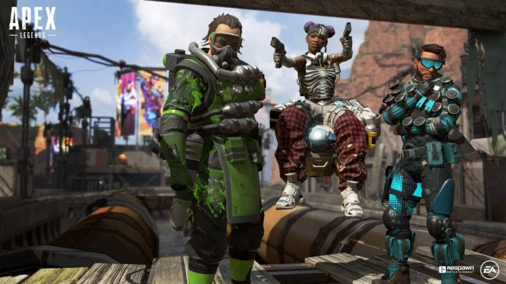 Titanfall Studio Explains Why Apex Legends Doesn't Have Titans