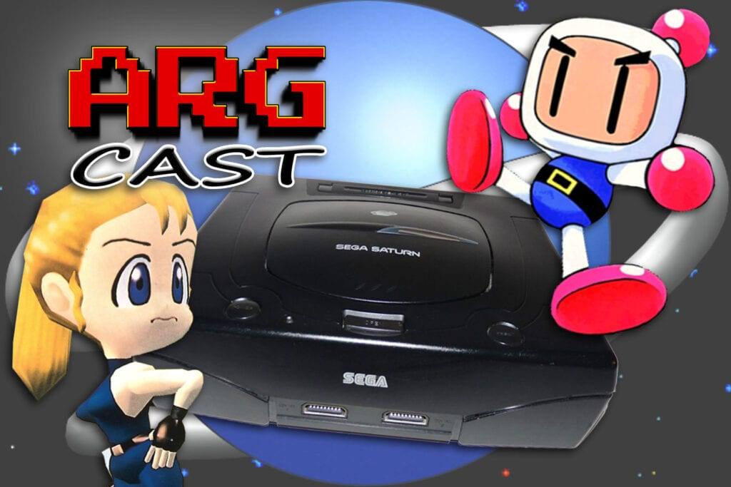 "ARGcast #147: Sega Saturn with ""The Immortal"" John Hancock"