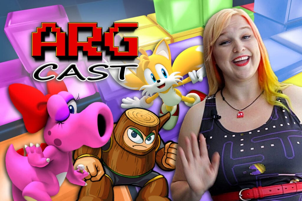 ARGcast #150: Video Game Bang, Marry, Kill with Kinsey Burke