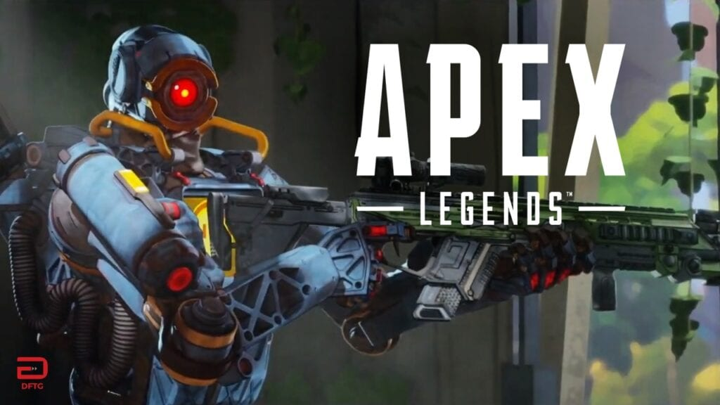 Free-to-Play Titanfall Battle Royale Game 'Apex Legends' Revealed (VIDEO)