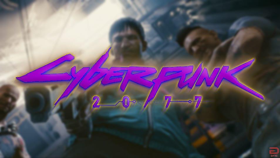 Cyberpunk 2077 E3 2019