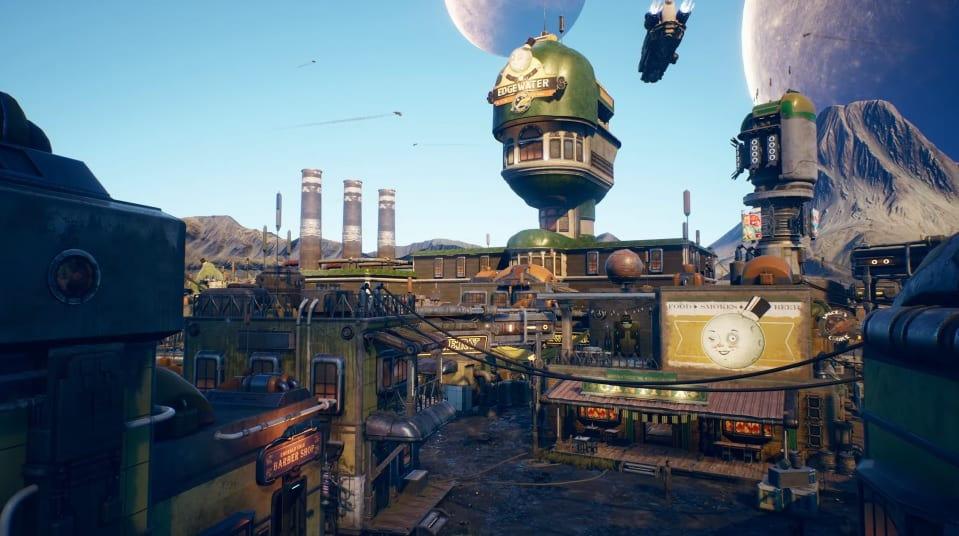 Outer Worlds Length