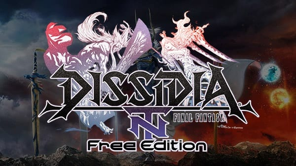 Dissidia: Final Fantasy NT's Free Edition Launches Next Month