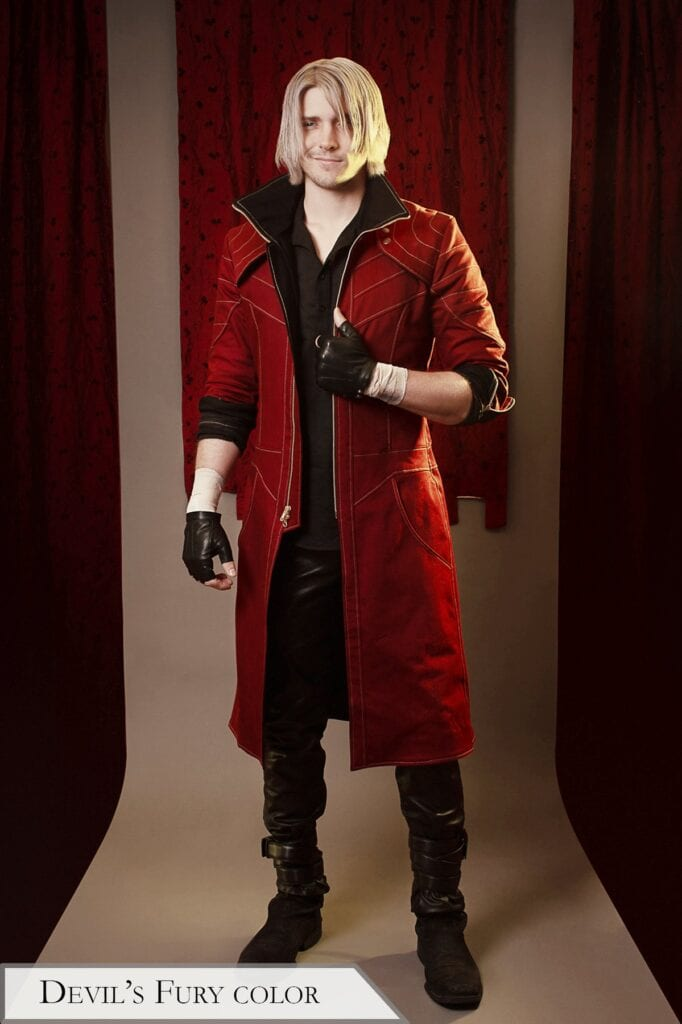Dress like Dante With This Stunning Devil May Cry 'Son Of Sparda' Coat (VIDEO)