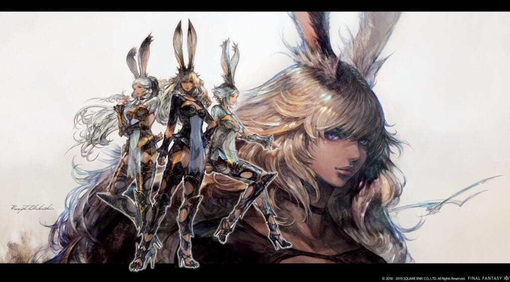 Final Fantasy XIV: Playable Viera Race Confirmed (VIDEO)
