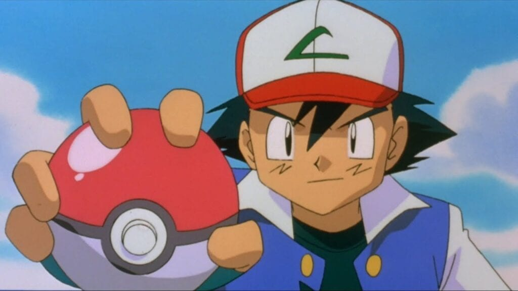Ash Ketchum Pokemon League Championship