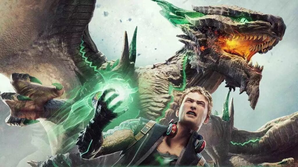 Cancelled Xbox Exclusive Scalebound Reportedly Coming To Nintendo Switch