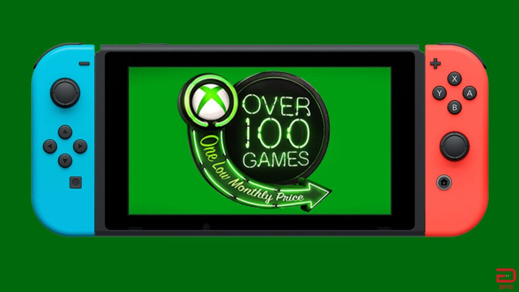 Xbox Game Pass Nintendo Switch