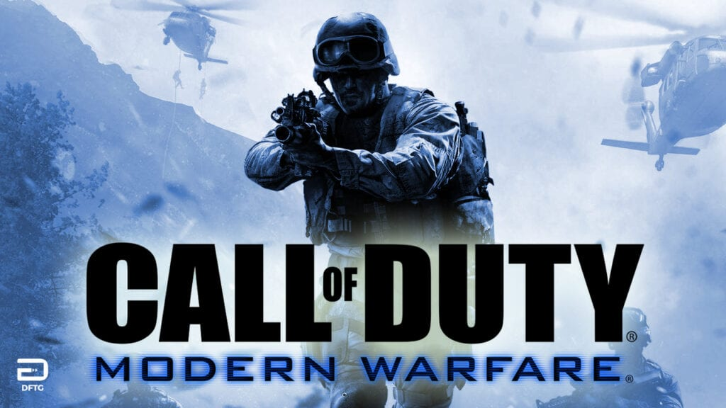 Call of Duty 2019 Game Could Be Modern Warfare 4