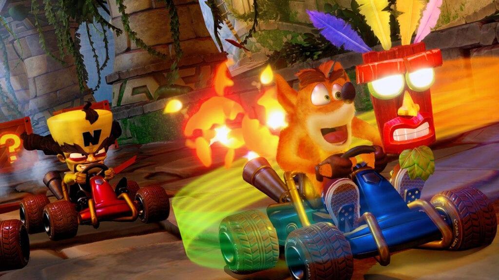 Crash Team Racing Nitro-Fueled Reveals New Remastered Gameplay (VIDEO)