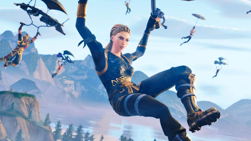 EA Sports Boss Says That Fortnite Is the Enemy to Football