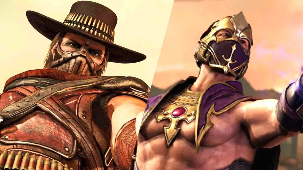 Mortal Kombat 11 Leak Suggests Erron Black, Rain Could Be Revealed Next