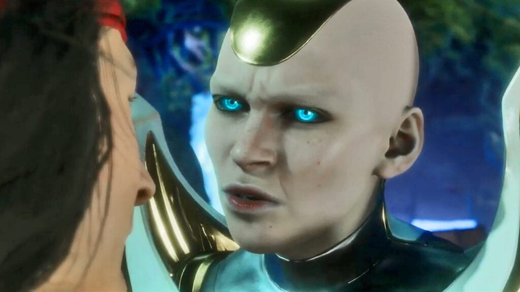 Mortal Kombat 11: Kronika Confirmed To Not Be Playable