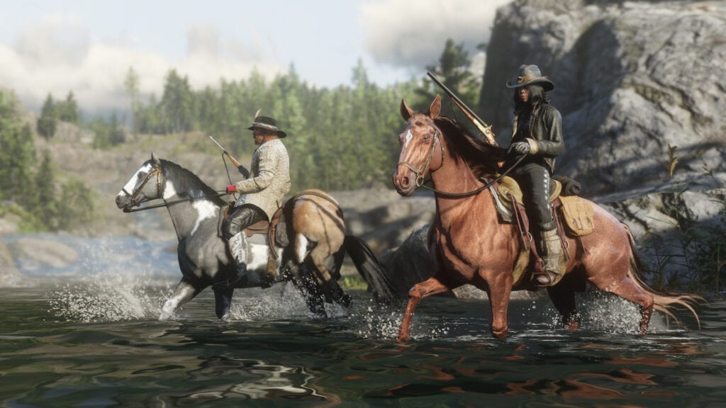 Red Dead Online Adds Golden Armor Quest, New Showdown Modes, and More