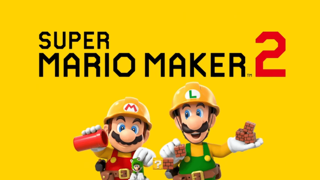 Super Mario Maker 2 Revealed For Nintendo Switch (VIDEO)