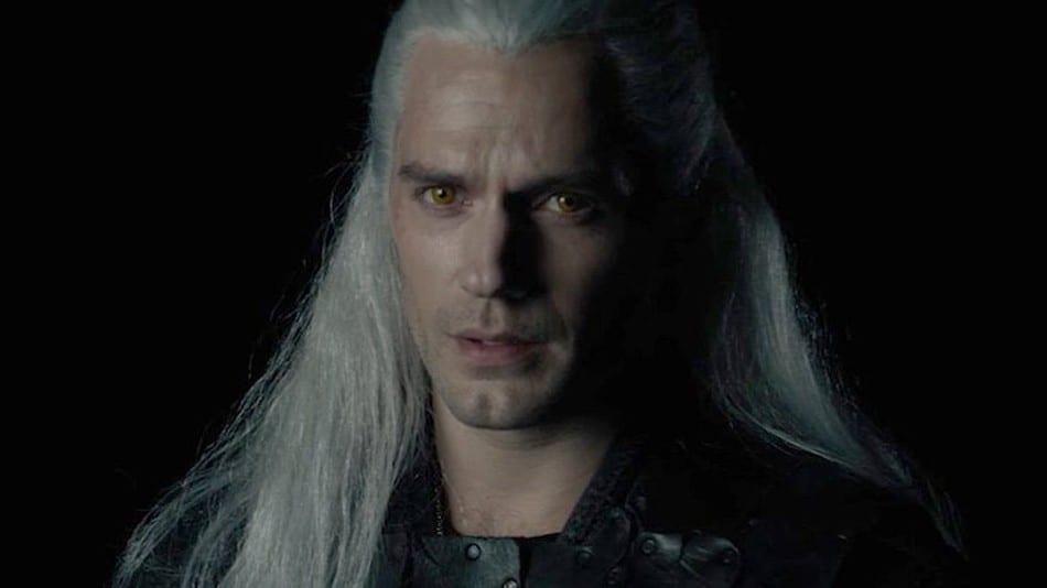 Witcher Netflix Set Photo