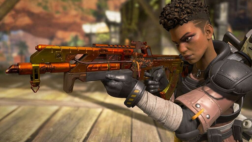 Apex Legends Tip Reveals How To Weapon Switch Faster