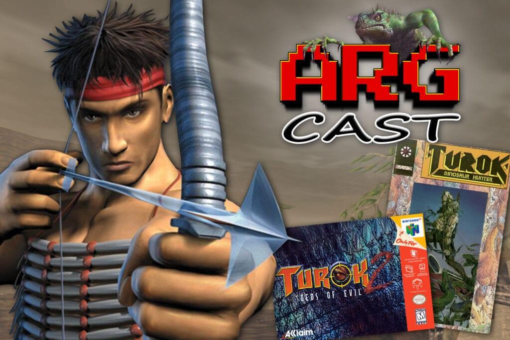 ARGcast: Hunting Dinosaurs in Turok with Bill Gardner (PODCAST)