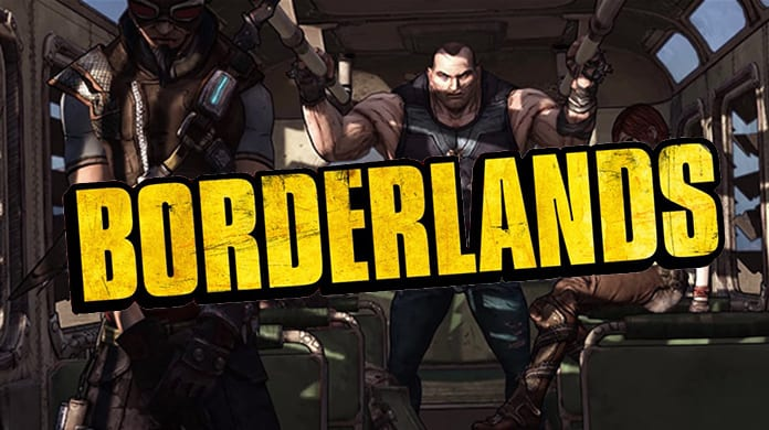 Borderlands: Game of the Year Split-screen