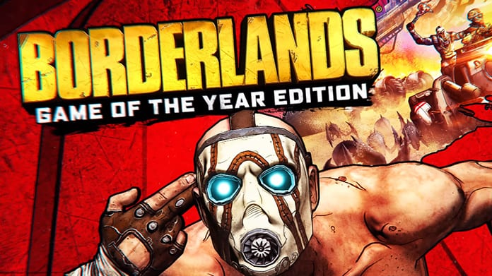 Borderlands Game of the Year