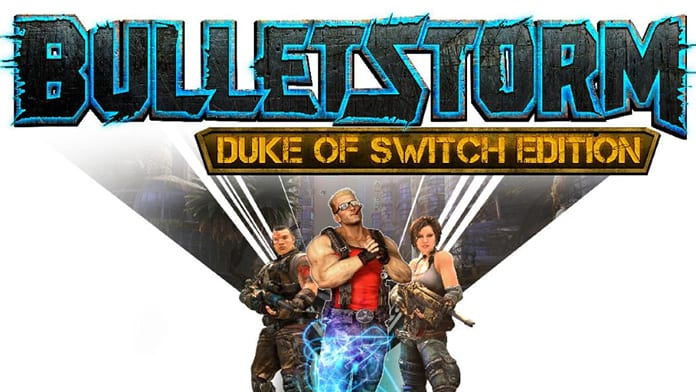 Bulletstorm Duke of Switch Edition
