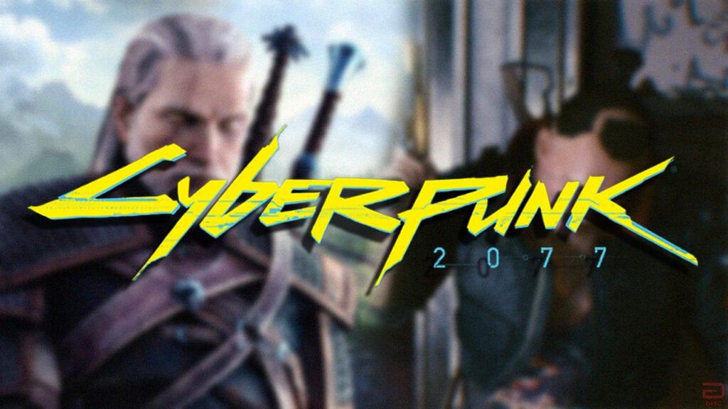 Cyberpunk 2077 CDPR Witcher