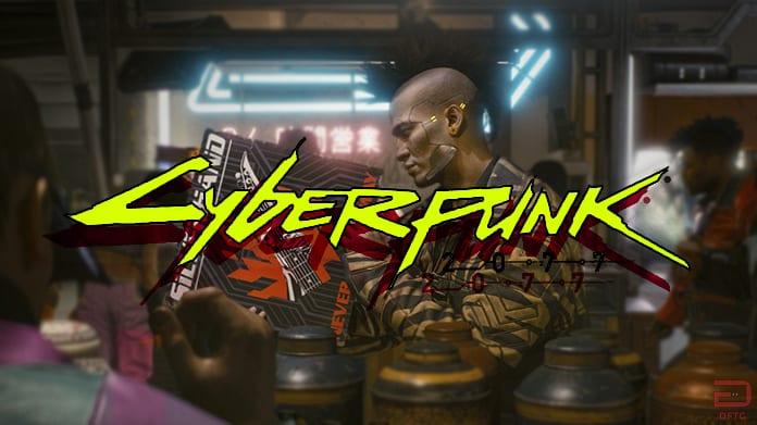 Cyberpunk 2077 Release Date Tease