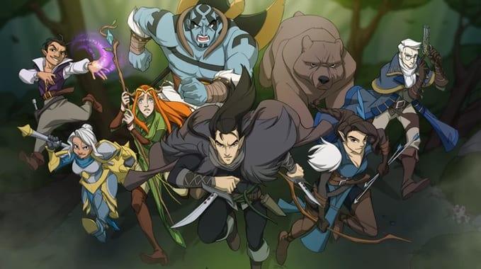 Critical Role Announces Animated Series Plans Following Kickstarter Success