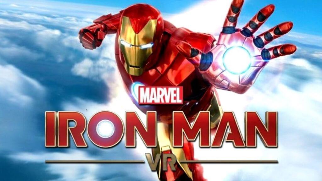 Marvel's Iron Man VR Revealed For PSVR (VIDEO)