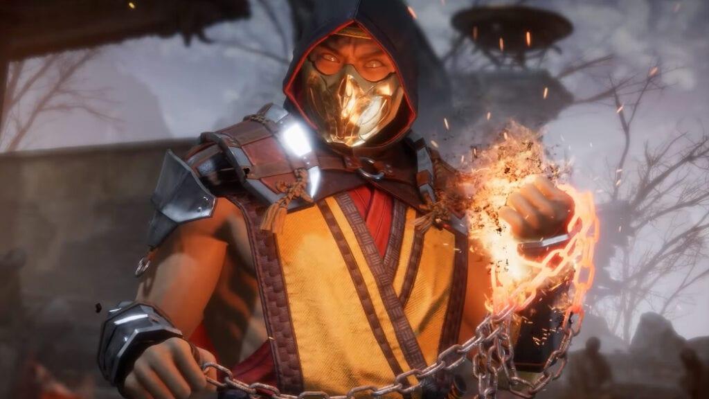 Mortal Kombat 11 Beta Roster