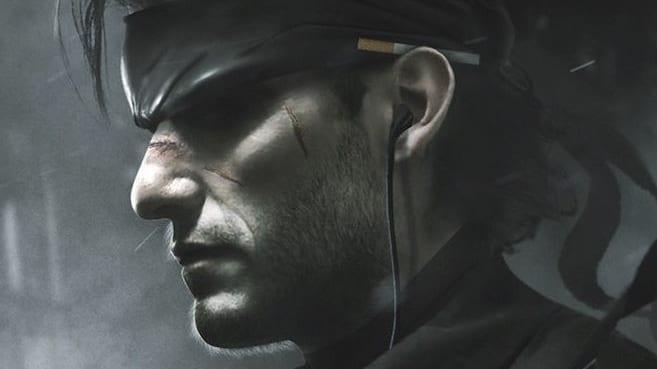 Metal Gear Solid Isaac