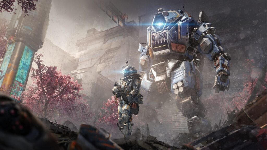 New Apex Legends Video Leaks Titans, Stalkers, Reapers, And More