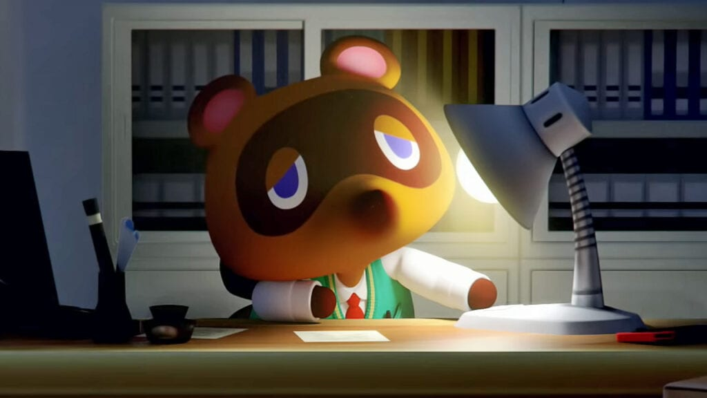 Animal Crossing Nintendo Switch Release Date