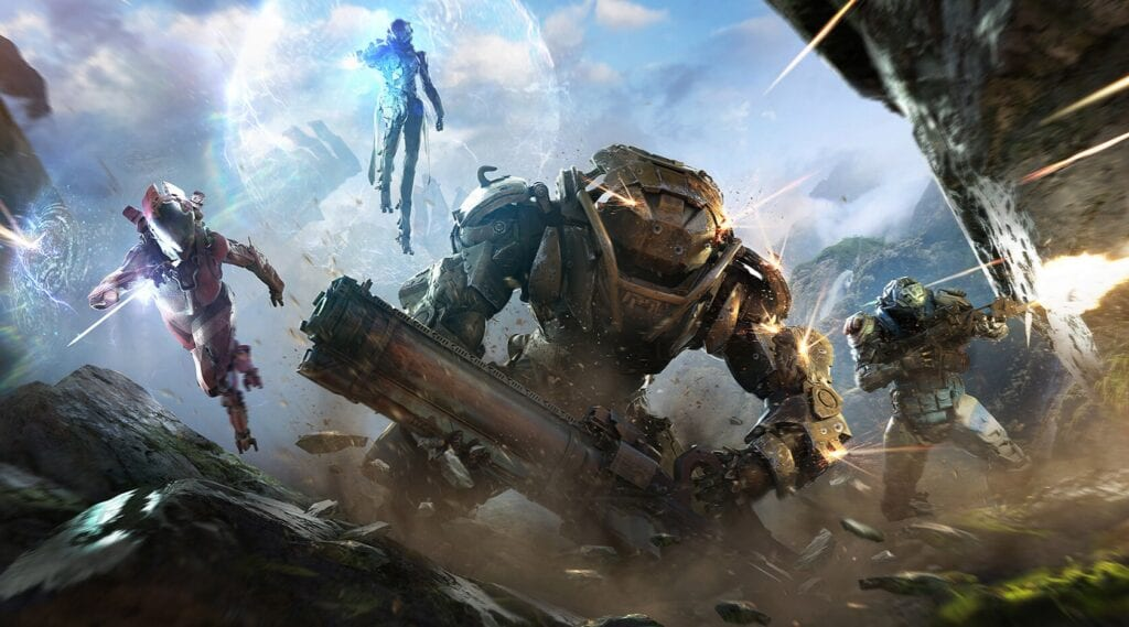Anthem Endgame Loot Gets Better, More Changes On The Way