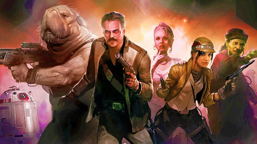 What Went Wrong With the Cancelled Star Wars Game, According to Director