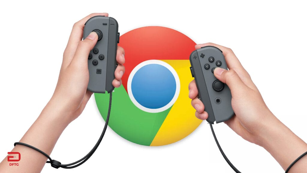 Google Chrome Adding Nintendo Switch Joy-Con, Pro Controller Support