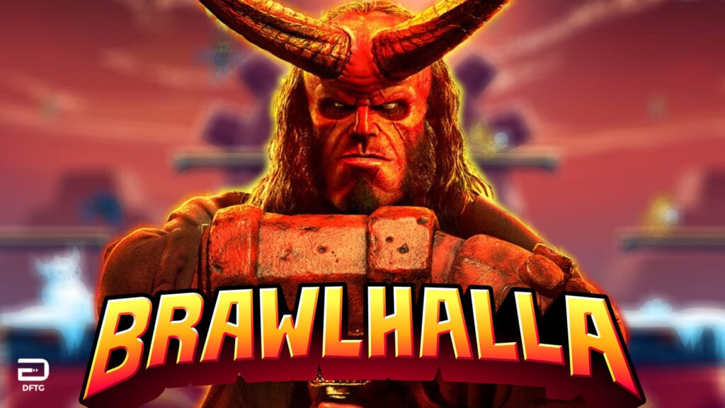 Hellboy Invades Brawlhalla With New Characters Coming Soon