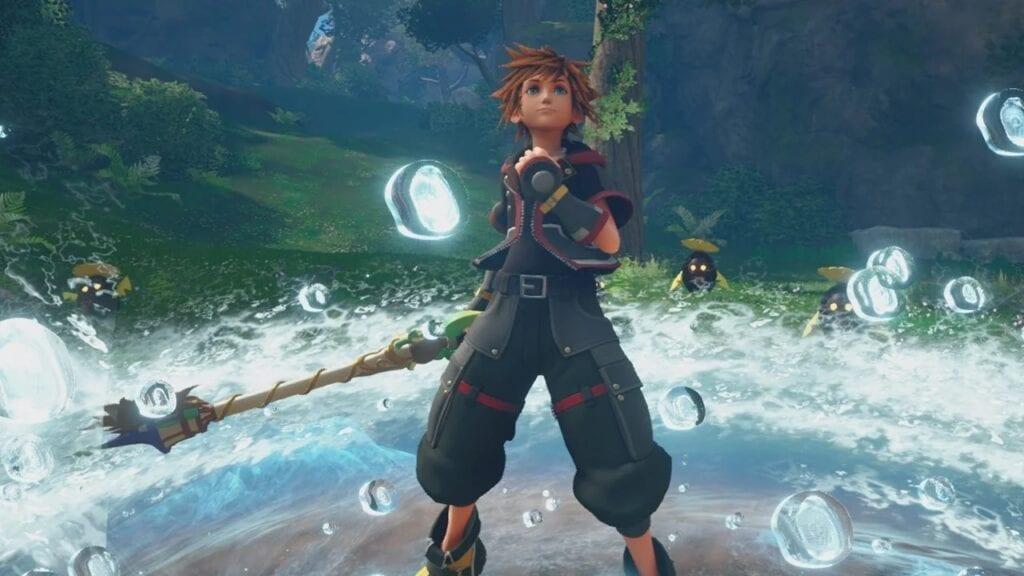 Kingdom Hearts III Critical Mode Coming Soon