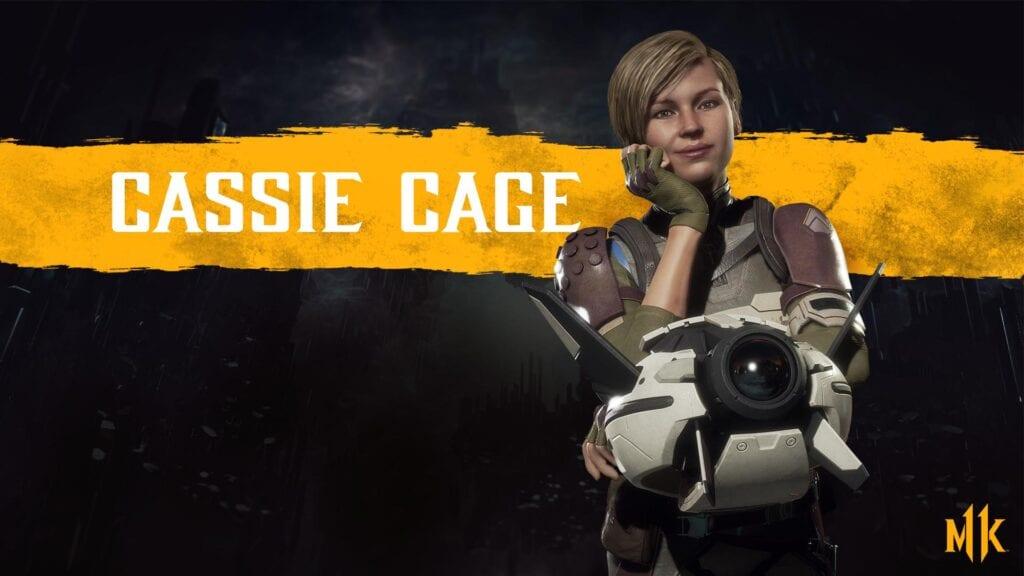 Mortal Kombat 11 Debuts Cassie Cage Gameplay Trailer (VIDEO)