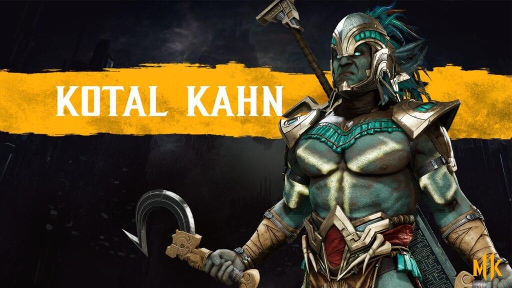 Mortal Kombat 11 Shows Off Kotal Kahn, Jacqui Briggs Gameplay (VIDEO)
