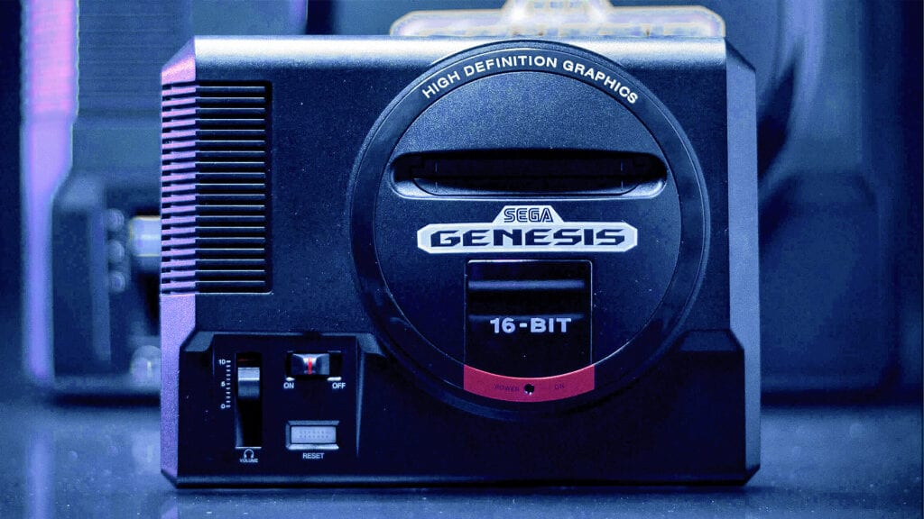 Sega Genesis Mini Reveals First 10 Games, Release Date (VIDEO)
