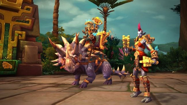 World of Warcraft Gets Thicc With Trolls And Humans In New Update