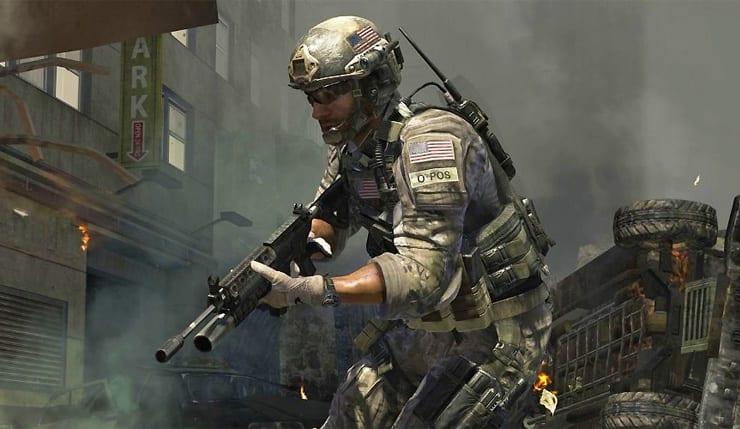 Modern Warfare 4