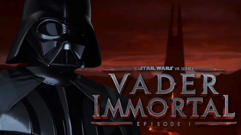 Star Wars Vader Immortal Trailer Brings The Sith Lord To VR (VIDEO)